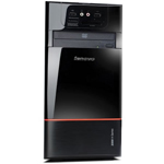 Black Lenovo Tower